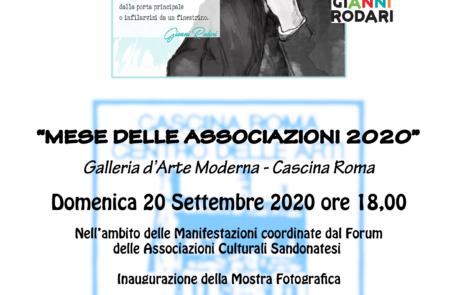 Volantino circolo mese associazioni 2020