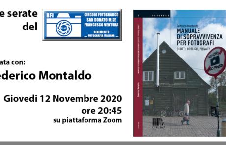Serata con Federico Montaldo
