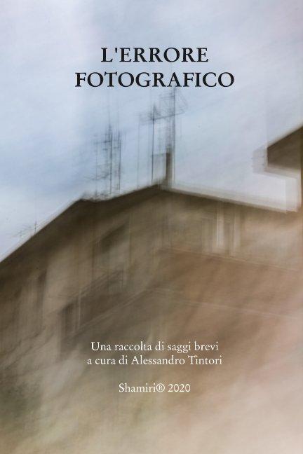 L'errore fotografico: il libro