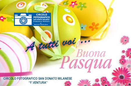 Auguri di Buona Pasqua!!!