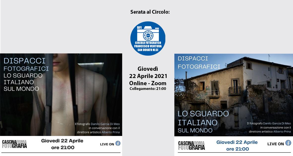 DISPACCI – lo sguardo fotografico italiano sul mondo
