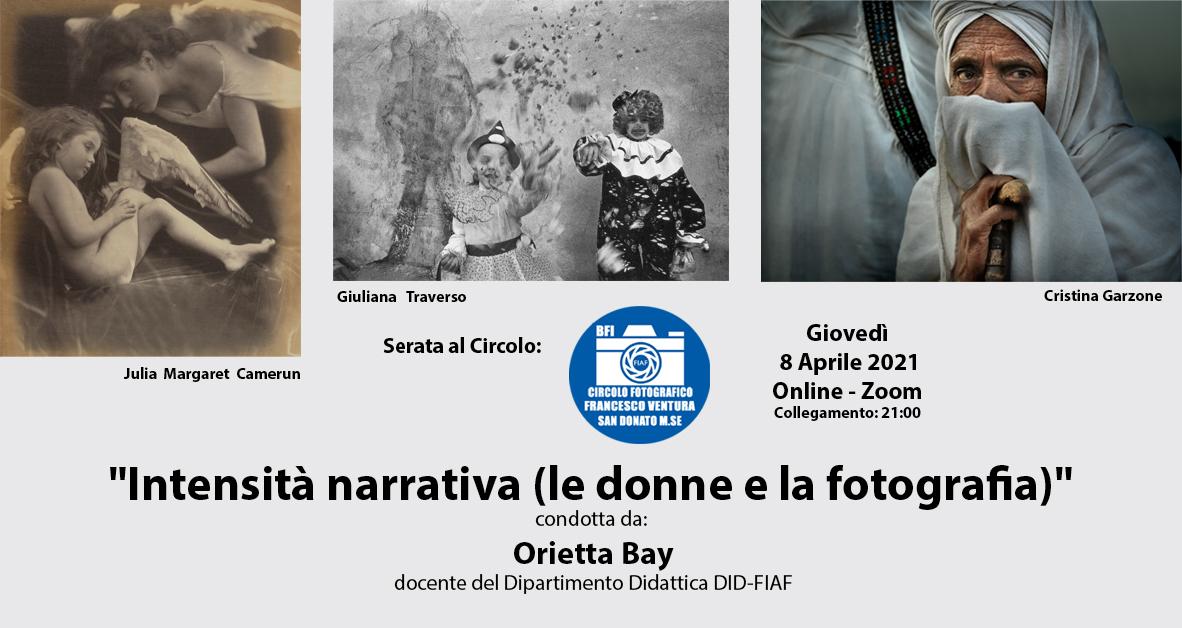 """""""Intensità narrativa (le donne e la fotografia)"""""""